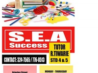 SEA extra lessons