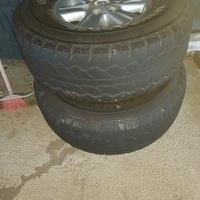 Hilux Alloy Rims and Tyres