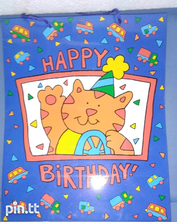 GIFT BAGS FOR KIDS AND GIFT PAPER-1