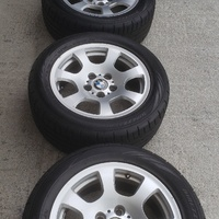 Bmw e60 rims and tyres