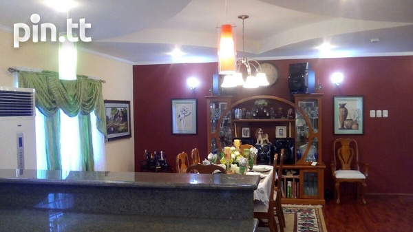 TWO STOREY 4 BEDROOM HOME, POINT PLEASANT PARK, CUNUPIA-2