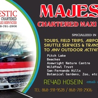 Majestic Chartered Maxi Services 25 Seater Buses
