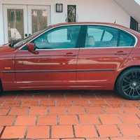 BMW 3-Series, 2001, PBL