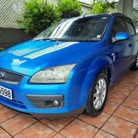 Ford Focus, 2007, PCF