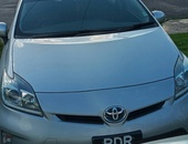 Toyota Prius, 2014, PDR