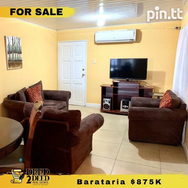 WELL MAINTAINED FURNISHED 3 BEDROOM APARTMENT, BARATARIA-1