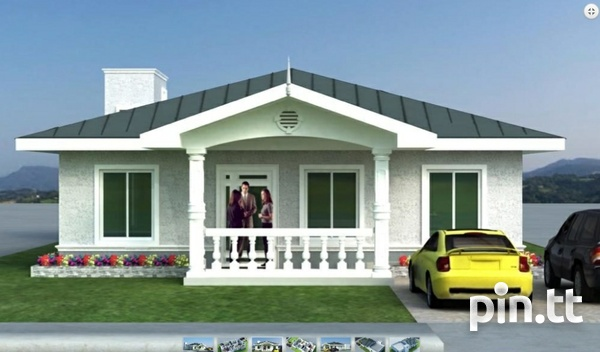 New 3 bedroom house in gated community in Chaguanas-3