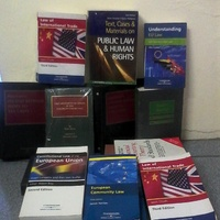 Law Books and Accounting Books