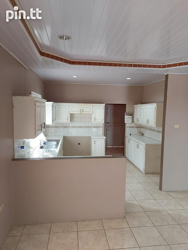 Chaguanas 3 Bedroom Unfurnished House-4