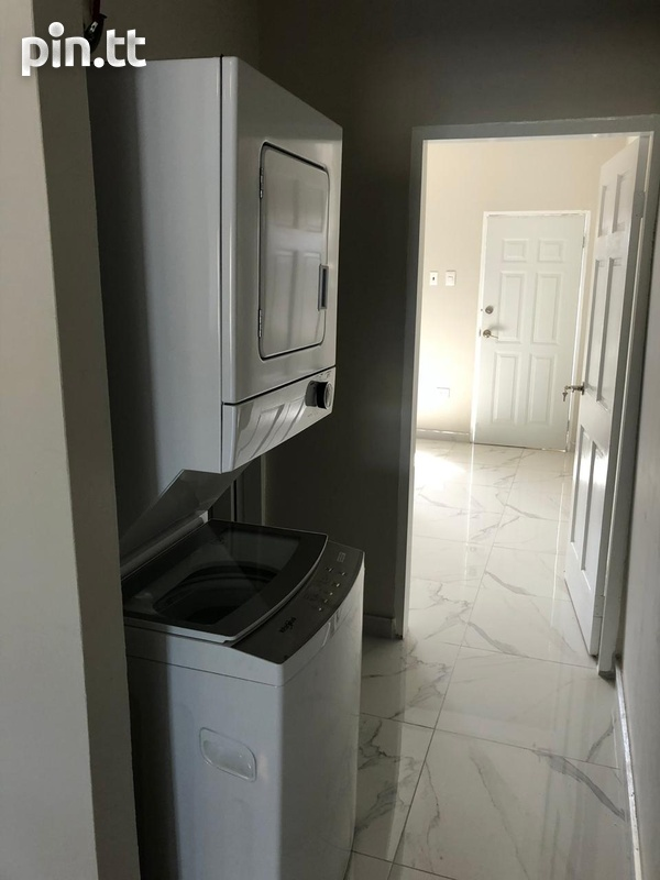 CHAGUANAS UNFURNISHED 1 BEDROOM APARTMENT-8