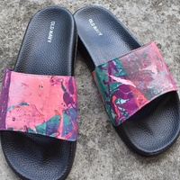 Off the Chain Custom Slides - Old Navy