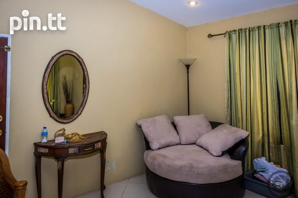 Fully Furnished Valsayn Two Bedroom Apartment-3