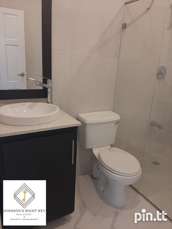 Chaguanas Luxury 1 Bedroom Newly Built-5