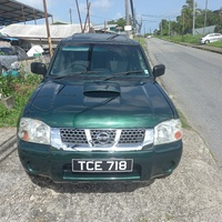 Nissan Frontier, 2002, TCE