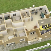 Beautiful and modern 3 bedroom homes Highbury Park, Cunupia