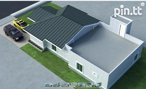 New 3 bedroom house in gated community in Chaguanas-6