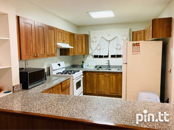 St Augustine 3 bedroom 2.5bath townhouse fully furnished-7