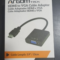VGA to HDMI Converters...new in stock