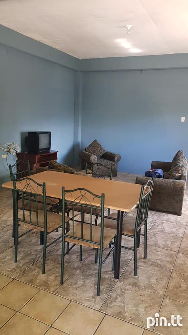 Watts Trace, Curepe 1 Bedroom 1 Furnished Apartment-2