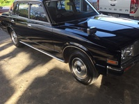 Toyota Crown, 1979, unregistered