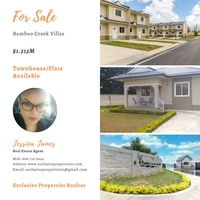 Bamboo Creek Villas/Townhouses Available