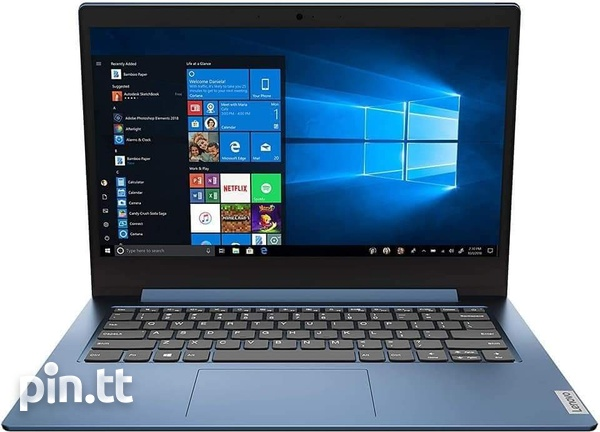Lenovo Ideapad 1 Ice Blue 4gb ram 128ssd 1year warranty-2