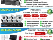 Point of Sale/CCTV/Alarm