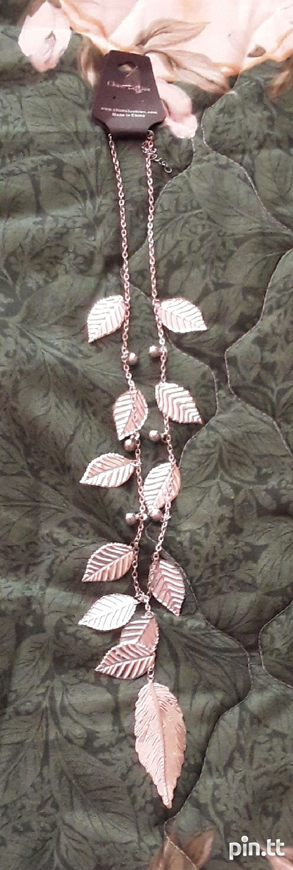 Silver Necklaces Costume Jewellery-6