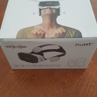 ProHT Sound VR Headset with Headphones