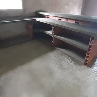 Counter top step 2