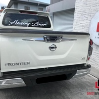 Nissan Frontier Chrome Tailgate Molding