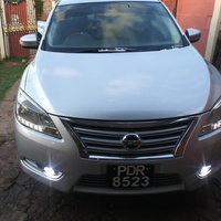 Nissan Sylphy, 2013, PDR