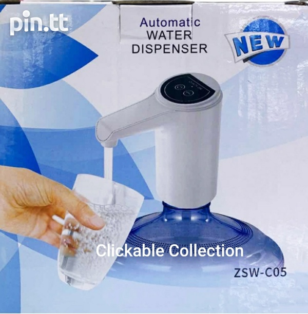 Rechargeable Water Dispenser-3