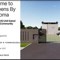 Townhouse with 3 Bedrooms