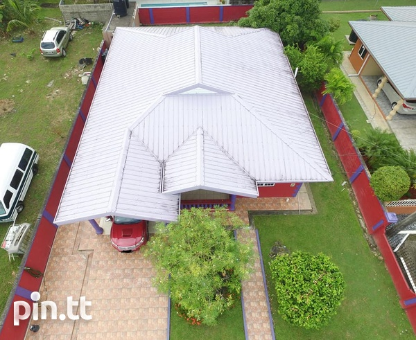 Chaguanas 3 Bedroom Unfurnished House-16