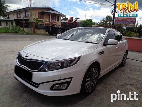 Kia Optima, 2014, PDE-4