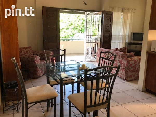 Diego Martin Furnished 2 Bedroom Apartment-7
