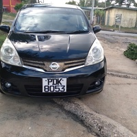 Nissan Note, 2013, PDK