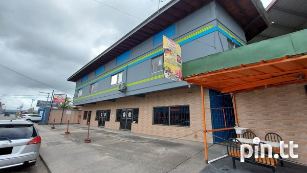 Commercial Investment Building, Yard Street, Chaguanas-1