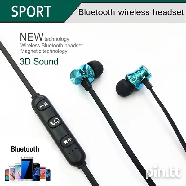 Brand New In Box Magnetiс Bluetooth 4.2 In-Ear Headphones Bluelans XT11-2