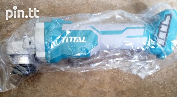 Total Cordless Angle Grinder-3
