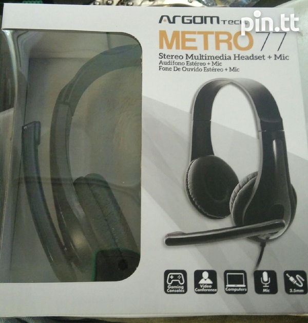 Gaming/PC Headset with Mic