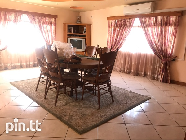 3 Bedroom Fully Furnished House In Sangre Grande-3
