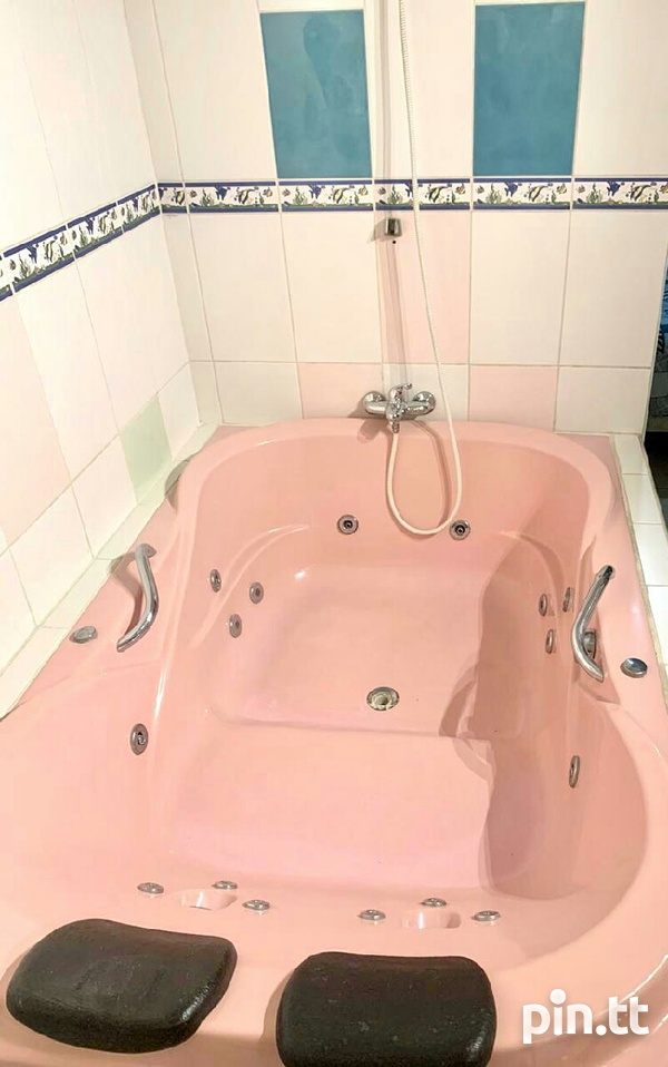 Fully Furnished 2 Bedroom Townhouse W/Pool, Valsayn South-7