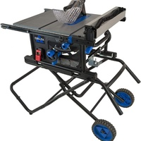 Delta Portable 36-6023 10 inch Table Saw with 32.5 Rip Capacity