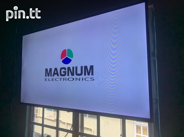 Magnum 55 LED Smart Tv, No Remote-3