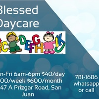 Blessed Daycare