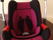 Newborn to one year old car seat