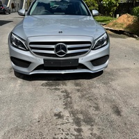 Mercedes Benz C-Class, 2020, will register on purchase