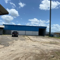 3 warehouses and open space